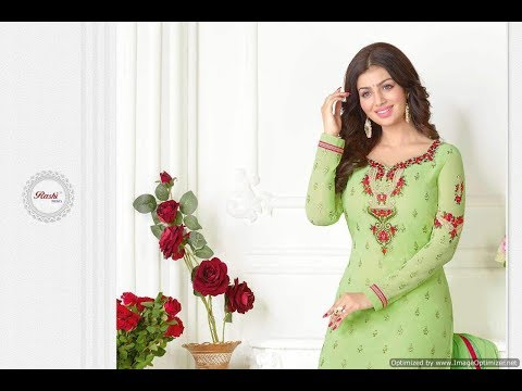 Indian Fashion designers || New Fashion Trends 2017 || Ayesha Takia Salwar kameez ||  Rashi Zaara-3