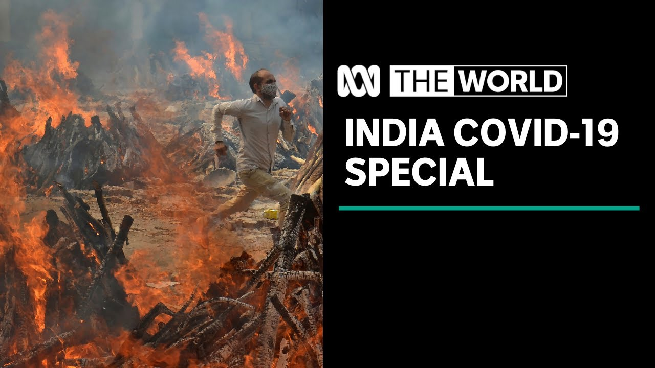India's coronavirus crisis: The World special edition | ABC News