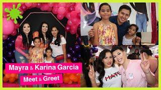 Download KARINA GARCÍA & MAYRA MEET & GREET Video