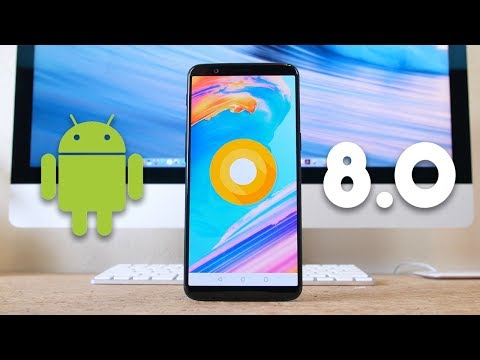 Android 8.0 Oreo On OnePlus 5T