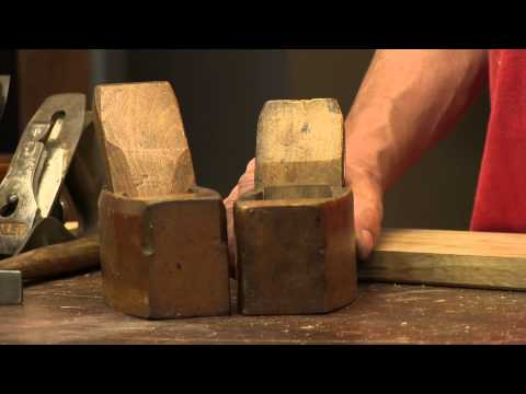 Scrub Plane - a Historical Perspective - | Paul Sellers