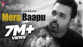Mera Baapu (Official Video) - Harvy Sandhu | BAAPU 2