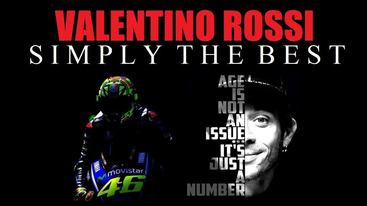 Valentino Rossi | Simply The Best | Last Tribute