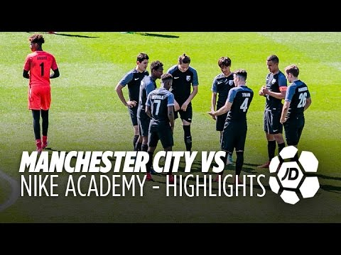 Manchester City Vs Nike Academy Highlights With Stevo The Madman and Craig Mitch