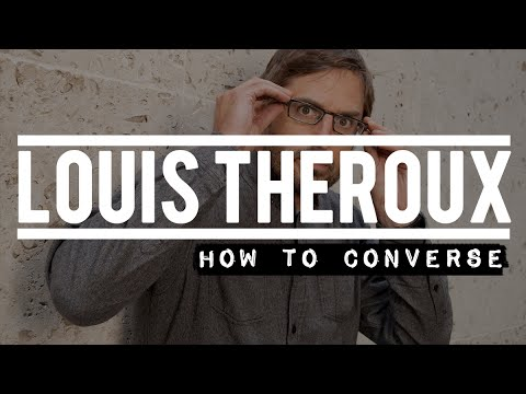 How Louis Theroux Asks A Question   Ryan's Theory