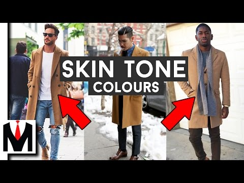 5 BEST CLOTHING COLOURS THAT SUIT ANY SKIN TONE | Coloured Skin Style Tips