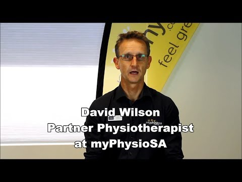 Welcome to myPhysioSA Physiotherapist Adelaide