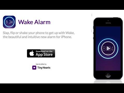 Official Wake Alarm Clock Trailer