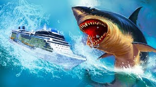 All Your Megalodon Shark Facts In One Video