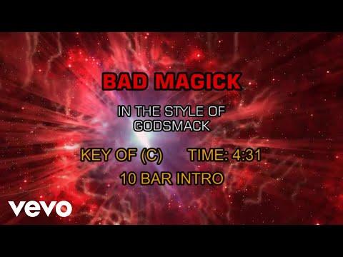 Godsmack - Bad Magick (Karaoke)