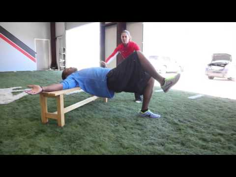 Improving Leg Strength and Stability
