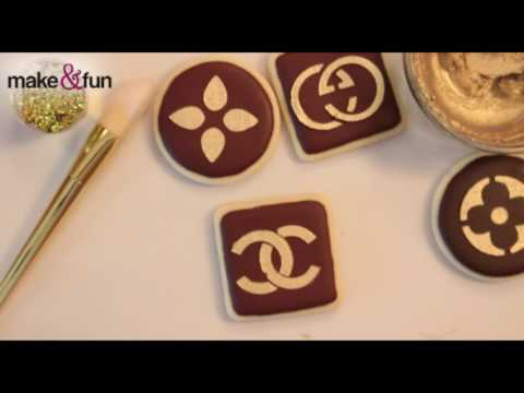 Designer Cookies, Stencils, Cookie decorating, Cake Decorating Royal Icing, Schablonen
