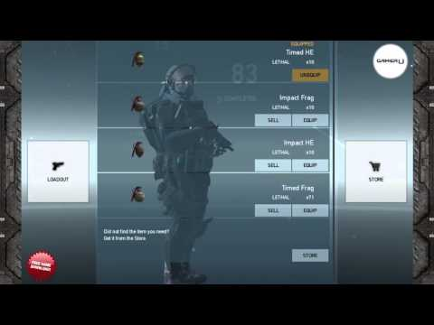 Tom Clancy's Ghost Recon Phantoms - Switching Your Loadout