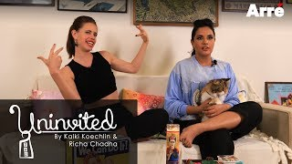Uninvited With Jia Aur Jia Stars Kalki Koechlin and Richa Chadha