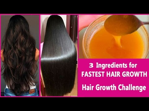 FASTEST HAIR GROWTH TREATMENT at HOME |Grow hair faster and thicker Naturally