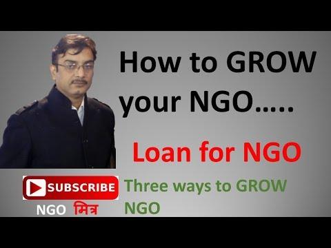 #NGO... How to Grow*** three ways to GROW your NGO###