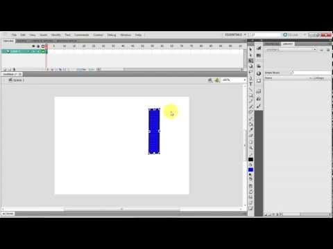 Introduction to Flash (CS5) - Symbols and Other Tools