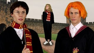 Harry Potter ja viisasten kivi - Leffat 100€ budjetilla