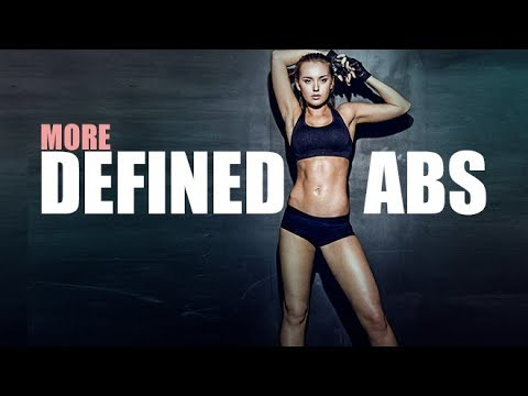 5 Next Level Exercises for Stronger Abs (SEE MORE AB DEFINITION!!)