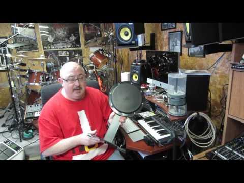 SPL Bass Drum Trigger & Roland's El Cajon - JOEDRUMS2112