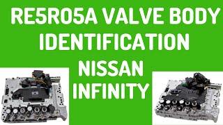 RE5R05A Transmission - P1757 Front Brake Solenoid Circuit
