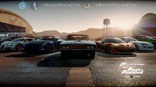 Forza Horizon 2 (XB1) | Fast & Furious DLC | Dom's Charger, PW's Supra, Nitrous & More