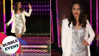 Sonakshi Sinha Shined Bright On The Sets Of Dil Hai Hindustani While Promoting
