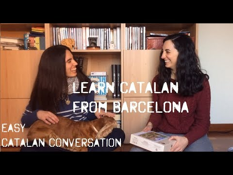 Learn Catalan: useful expressions in easy Catalan conversation