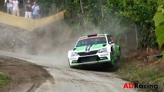 WRC ADAC Rallye Deutschland 2016 | Crash & Big Action | ADRacing