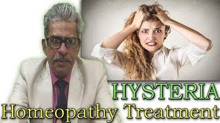 Hysteria - Discussion and Treatment in Homeopathy by Dr P.S. Tiwari