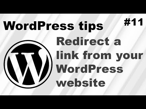 How to redirect links from your WordPress website (using a plugin)
