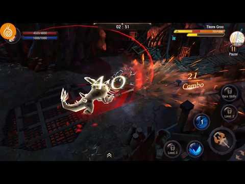 Blade Reborn Magic Bow Elven Character Initial Tutorial Gameplay Beta Version