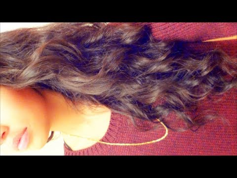 How-to: Perfect Overnight Heatless Curls - Day 1