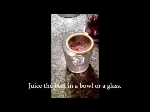 Homemade 2 Ingredient Vegan  Lip Balm/Gloss