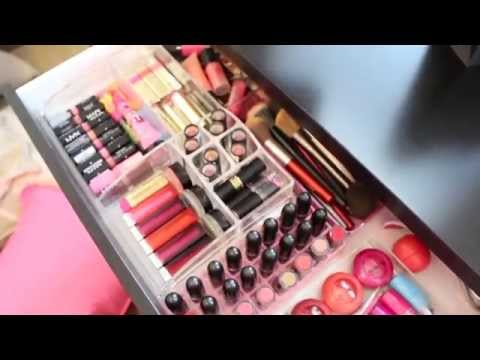 Makeup Collection Beauty Storage