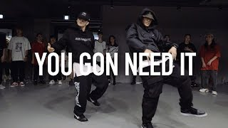 Nafla - You gon need it  / Shawn X Tarzan Choreography