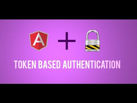 Part 2 : Token Based Authentication Using ASP.NET Web API in AngularJS