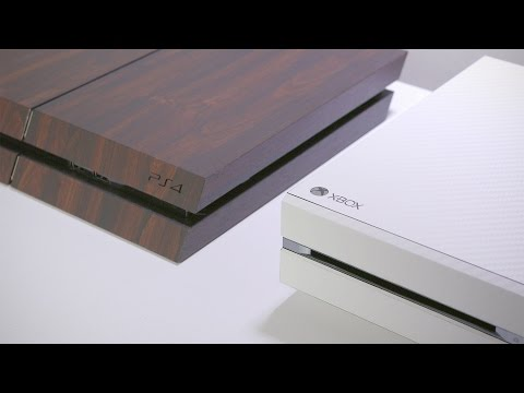 PS4 vs Xbox One Episode 1: Hardware