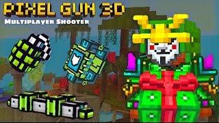 Glückstruhen öffnen! 1.000 Gold! | Pixel Gun 3D #131 [Deutsch/German]