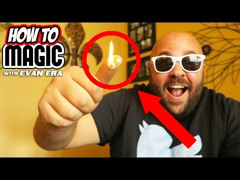 7 MAGIC THUMB TRICKS!