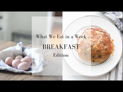 Healthy Breakfast Ideas for Family
