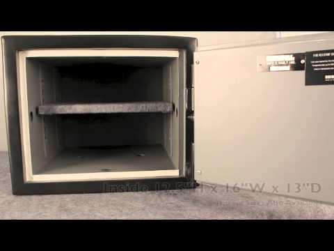 Awesome Safe for a Laptop or Handgun - Original Safe's Enforcer Video