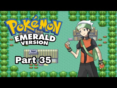 Pokemon Emerald | Team Magma at Space Center, Dive | Part 35