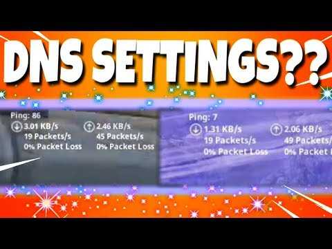Best DNS Server For Gaming!!! (Lower Ping??)