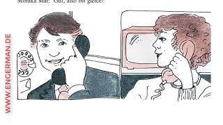 Download Deutsch lernen mit Dialogen - Deutsch Online Kostenlos A1-A2-B1 Video