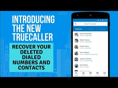Recover Your Deleted Dialed Numbers,Contacts And Block Lists. How?