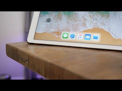 The best of iOS 11: the iPad Dock