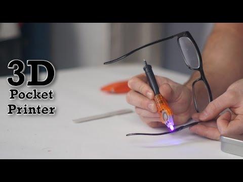 Bondic - How to Repair Broken Glasses Arms
