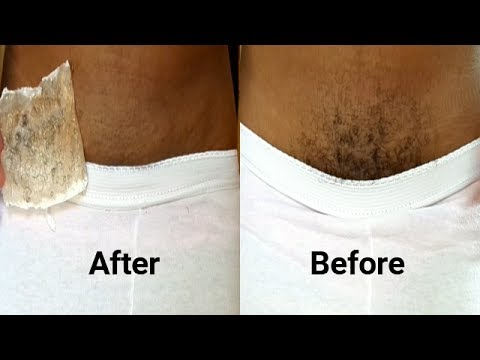 STOP SHAVING!! PROPER WAY TO REMOVE PUBIC HAIR WITHOUT SHAVING