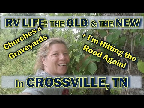 RV Living: Small Town America and Another Free Camping Spot
